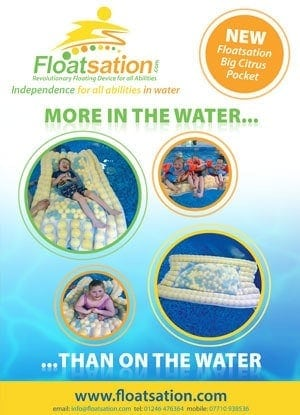 Image of the Floatsation Broucher and Fact Sheet