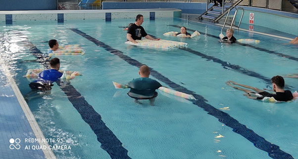 Sheffield Training 1